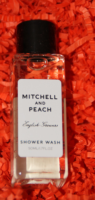 Mitchell And Peach_Shower Wash