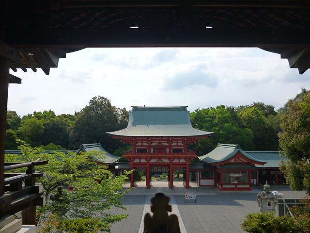 Mienshao in Otsu, Shiga 9 (Oumi Jingu Shrine)