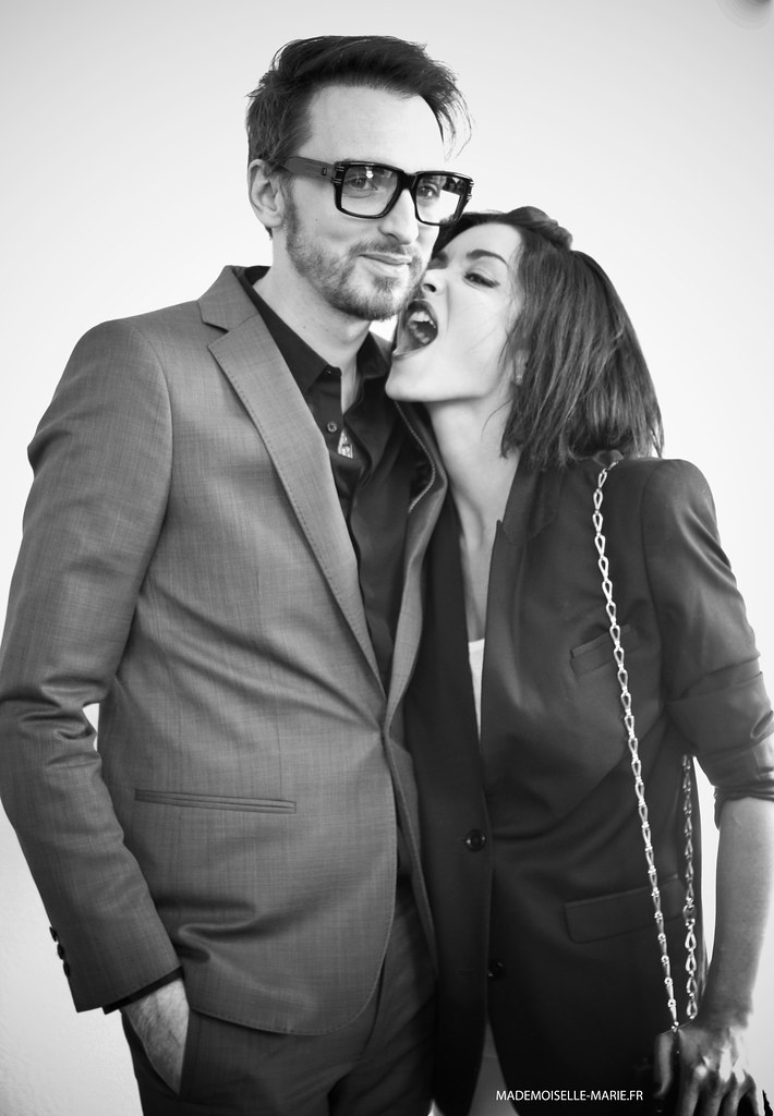 Jenifer & Christophe Willem, Paris