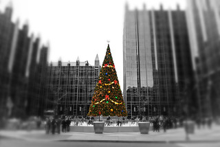 PPG Christmas Tree