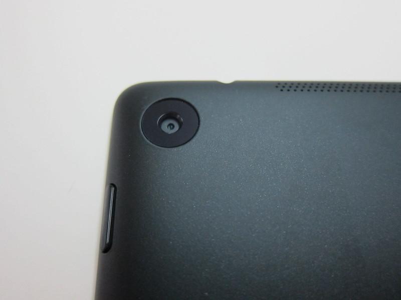 Nexus 7 (2013) - Camera