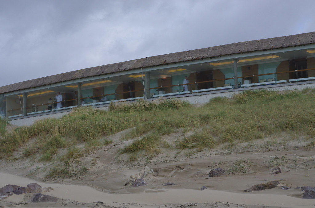Health Spa Lands in the Dunes at Le Touquet