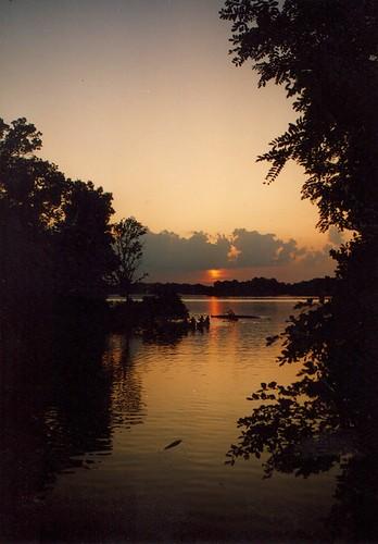 travel sunset reflection nature water landscape hiking tennessee wildlife canoe cumberlandriver adventureawaitsus