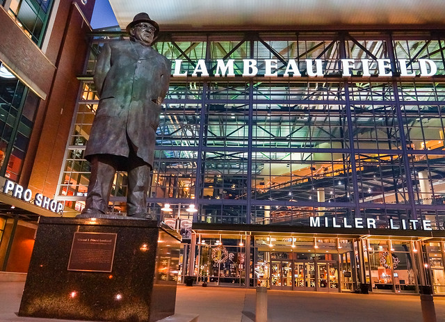 Lombardi At Lambeau