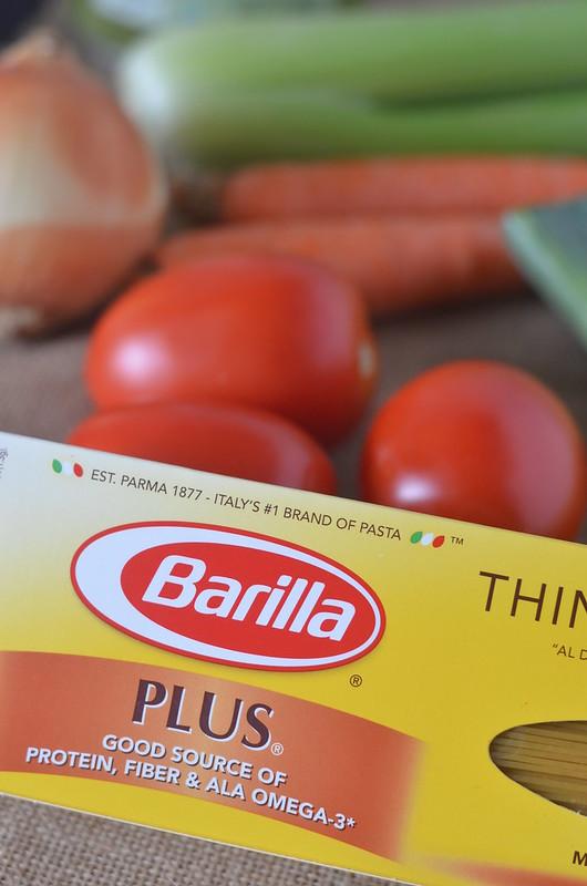 Barilla Plus Spaghetti