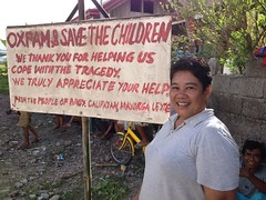 Philippines: A village expresses gratitude