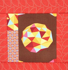 Tula Pink City Sampler - Block 89