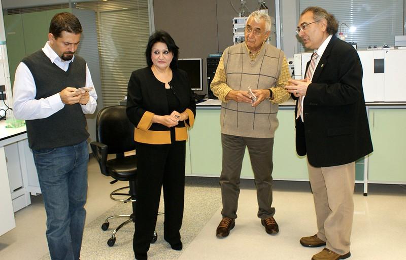 Doğan Cüceloğlu Üsküdar Üniversitesi'ni ziyaret etti 2