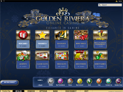 Golden Riviera Casino Lobby