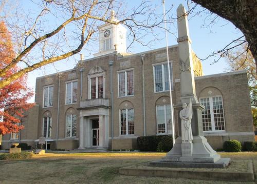 ar camden arkansas courthouses ouachitacounty countycourthouses usccarouachita