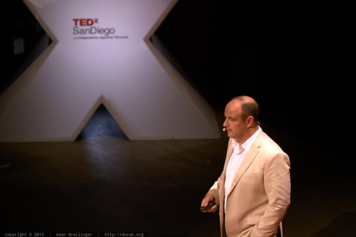Matt D?Arrigo: Art: a force for change   TEDxSanDiego 2013