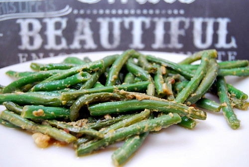 The Best Ever Green Beans-001