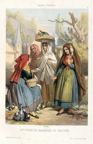 014-Costumes des Pyrénées -Rosalis- Bibliothèque Numérique de Toulouse