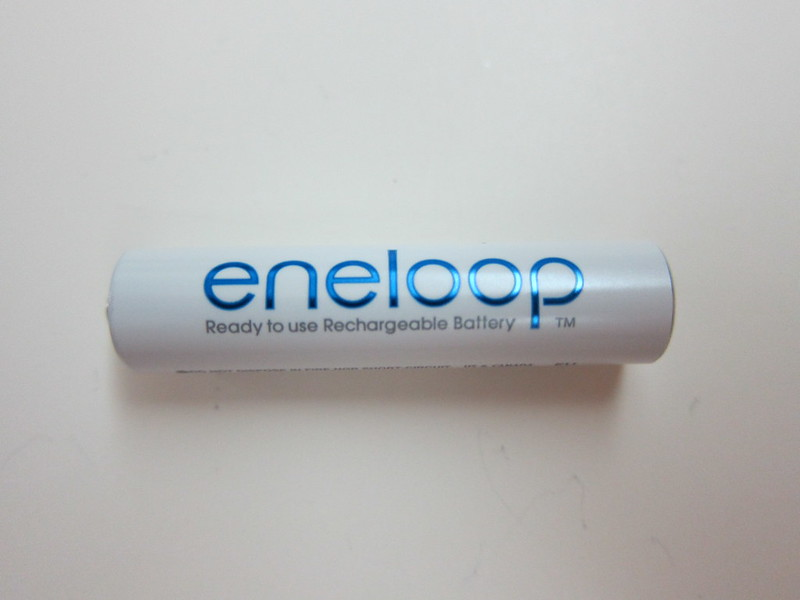 Eneloop Rechargeable AAA Battery Pack - AAA Rechargeable Battery