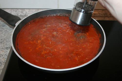 26 - Mit Pfeffer & Salz abschmecken / Taste with pepper & salt