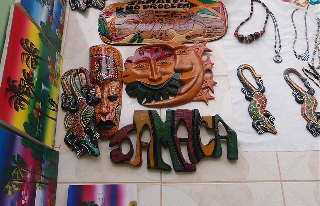 Jamaican arts and crafts