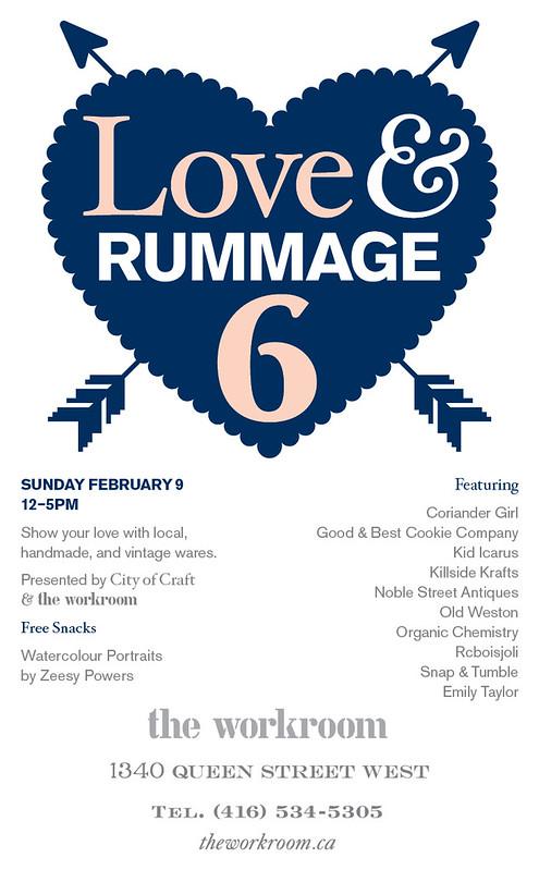Love & Rummage 6