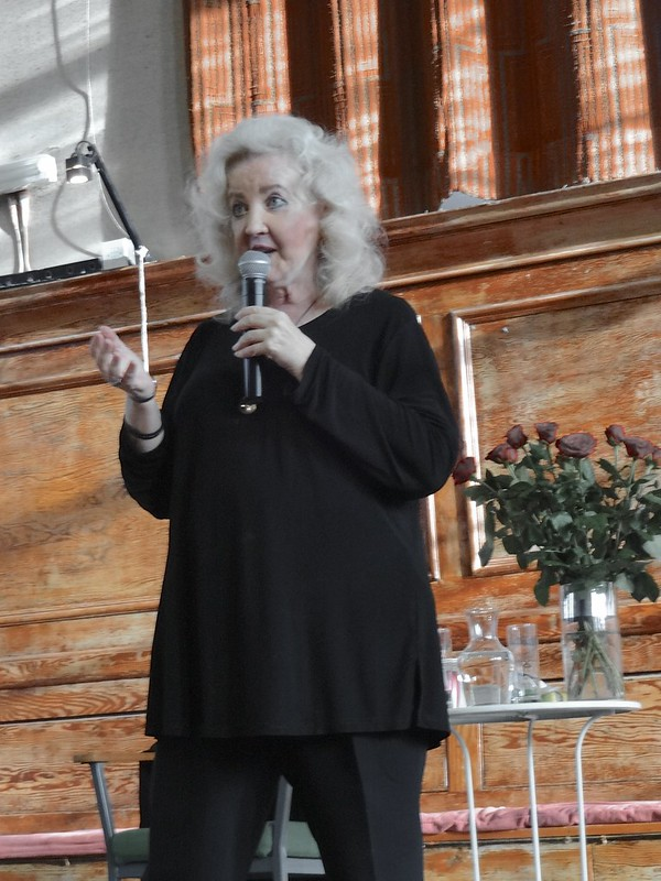 Julia Cameron, London workshop