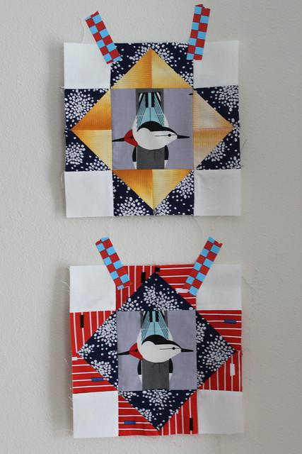 Charley Harper Square Album Four Patch