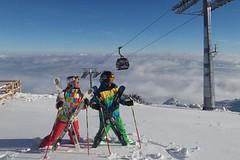 SNOW tour 2013/14: Vysoké Tatry – Tatry se šmirkasem a třímetrovými lyžemi