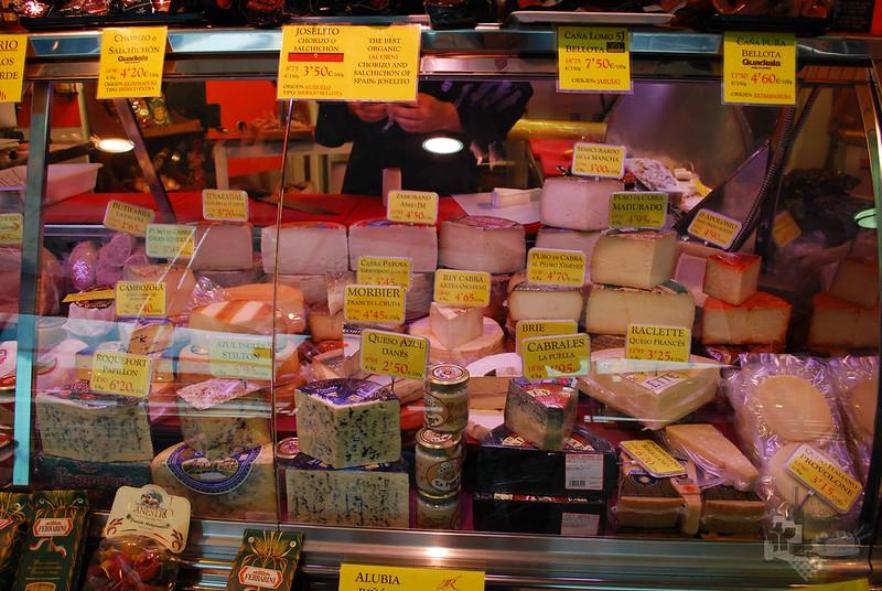 Son muchos los quesos que puedes probar, con todos te vas a sorprender. Y los precios son muy variados.
