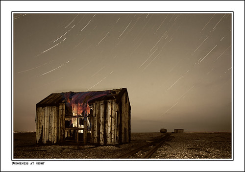 Dungeness At Night