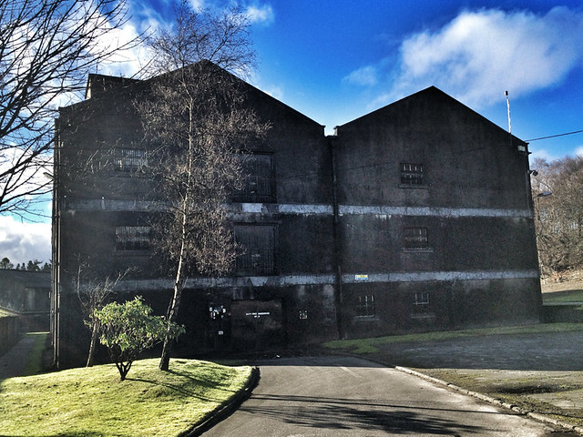 Dalmore Warehouses
