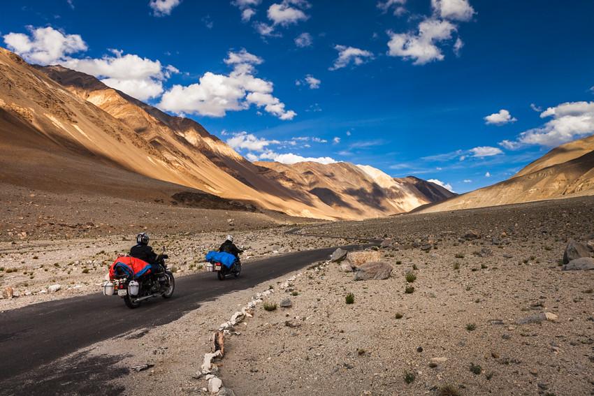 Bikers, Ladakh