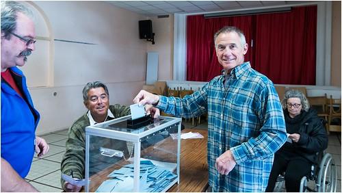Kommunalwahlen in Frankreich. Foto:  verrier.claude / flickr.com