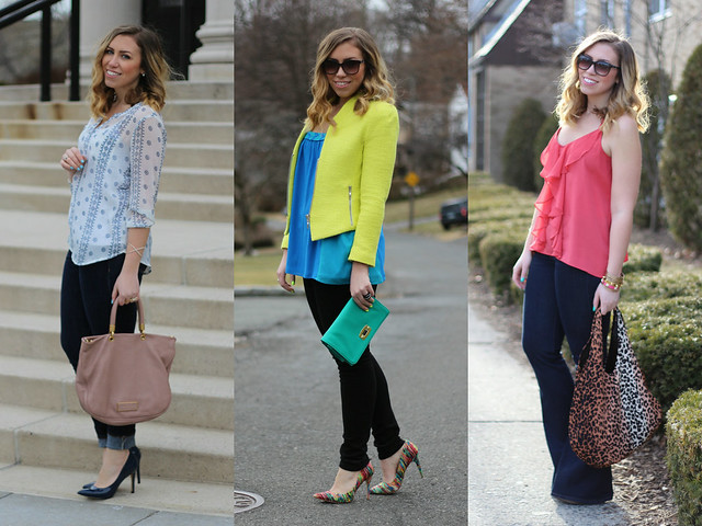 March Outfit Recap on Living After Midnite