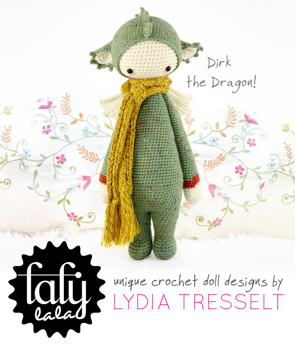crochet crush : lalylala, the best amigurumi dolls on the block! | Emma Lamb