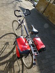 Mein Fahrrad in Kirn