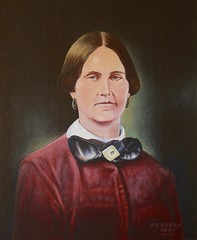 Marry Surratt Portrait