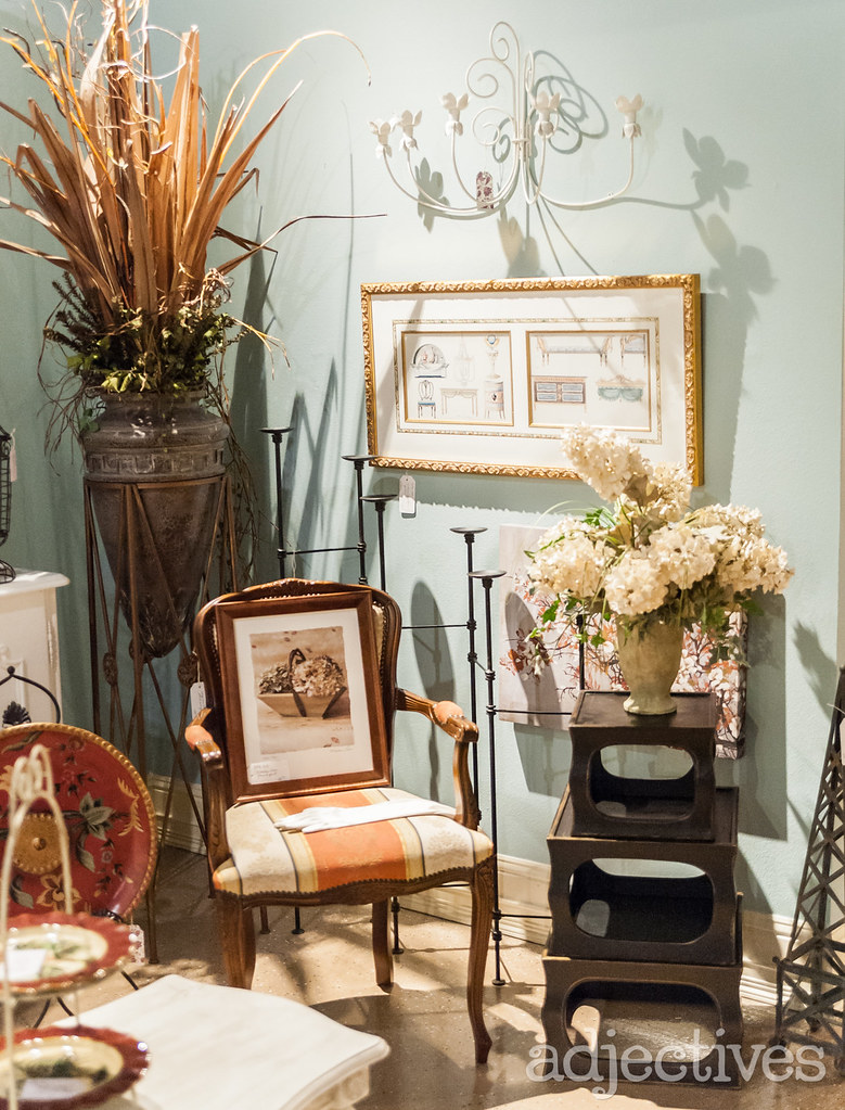 Adjectives Featured Finds in Winter Park by Deco Posh