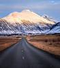 Road to Reykjavík by Brady Baker