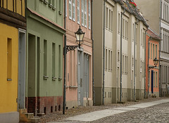 follow the red brick road - from Brandenburg to Hessen