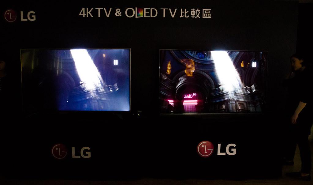 2017 影音 LG OLED TV 體驗會最高規格自體發光技術! @3C 達人廖阿輝