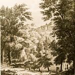1839 ca Galleria dell'Ariccia ossia strada Coriera di Luigi Rossini