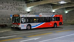 WMATA Metrobus 2005 New Flyer DE40LF #6030