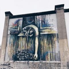 #streetart #art #madrid #vsco #vscocam #guardiancities #guardiantravelsnaps #igespaña #españa #streetartistry #streetphotography #wanderlust #travel #travelgram #igmadrid #visitmadrid #visitamadrid #wall #colours #city #life