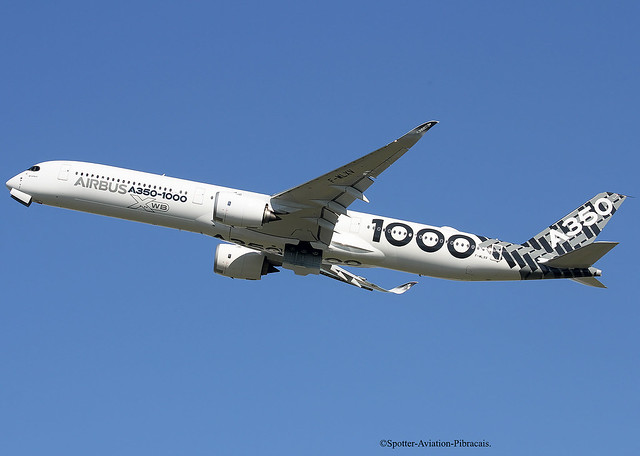 Airbus Industrie. Airbus A350-1041. Livery