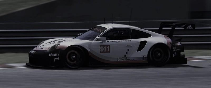 Assetto Corsa Porsche 911 RSR