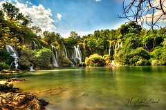 Kravice Waterfall