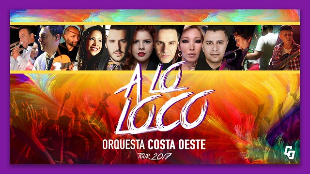 COSTA OESTE 2017 - orquesta - cartel