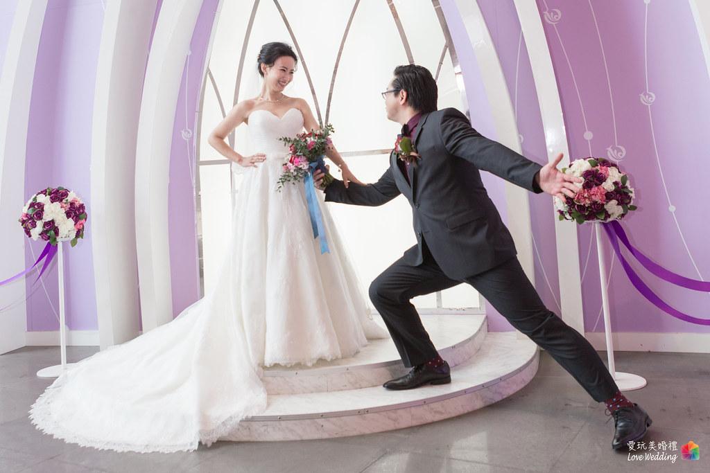 立鴻 & 忠惠 Wedding 雅悅會館 2016-12-24