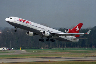 Swiss International Air Lines McDonnell Douglas MD-11 HB-IWH