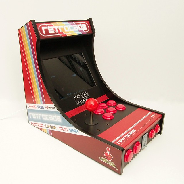 Raspberry Pi Arcade RetroPie