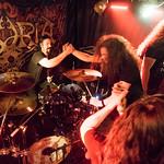 LEMURIA - Hellhammer Festival 2017, Barrák, Ostrava