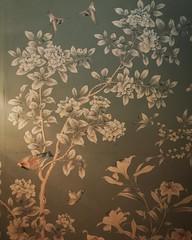 Love this beautiful #chinoiserie #wallpaper