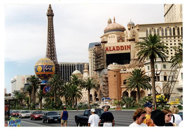 Aladdin @ Las Vegas strip